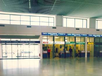 rhodes airport car hire companies