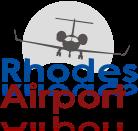 rhodes airport logo